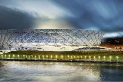 Стадион ЧМ-2018 в Волгограде введен в эксплуатацию