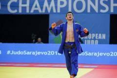 Россияне выиграли медальный зачет первенства Европы по дзюдо в Сараево