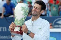 Настоящий Мастер! Джокович первым в истории выиграл все «Мастерсы»