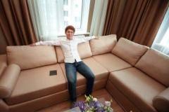 «В Пхенчхане хочу бороться за золото!». Виктор Ан показал новую квартиру и примерил древний шлем (видео)