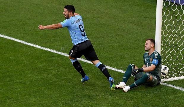 Уругвай – Россия - 3:0. Сборная России разгромлена в Самаре. Как это было