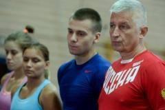 «У нас очень дружная команда». Как сборная России готовится к Олимпиаде в Рио
