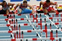 Бронзовый призер ЧМСергей Шубенков: Я сам не пойму, как догнал Ричардсона