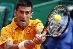 Джокович без проблем вышел в полуфинал турнира в Монте-Карло