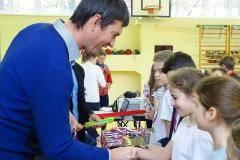 Алексей Свирин: грести с пеленок