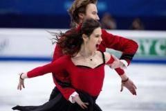 Ильиных и Жиганшин занимают второе место после короткого танца