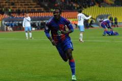 Лучшие африканские бомбардиры в истории Лиги чемпионов: Думбия в тройке