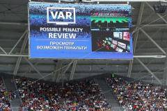 Игорь Егоров: Пенальти по телевизору – не совсем футбол