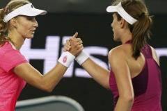 Макарова проиграла Конте в четвертом круге Australian Open