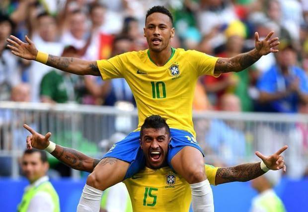 Неймар ведет Бразилию в финал. Мексика пройдена. Главное о матче