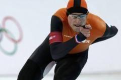 Крамер установил олимпийский рекорд на дистанции 5000 метров и обошел Юскова