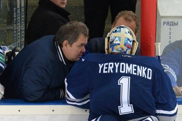 Еременко вернулся