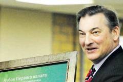 Президент ФХР Владислав Третьяк: Женя сомневался до последнего