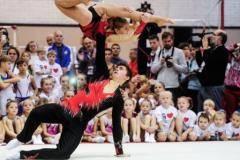 «Я люблю гимнастику!»