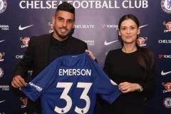 Защитник «Ромы» Эмерсон перешел в «Челси»
