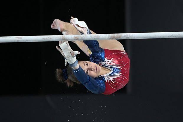 Брусья –  наши. Итоги квалификации у женщин на чемпионате мира по гимнастике