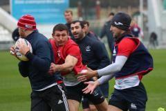 Российские регбисты могут сыграть с Японией в Англии и дома с Намибией
