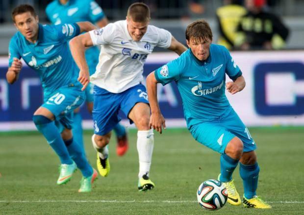 Какие клубы интерисуютсЯ российскими футболистами