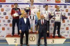 Российские тхэквондисты в Нальчике завоевали 8 медалей