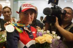 Ольга Забелинская: Видимо, страдала не настолько, чтобы в Рио взять золото