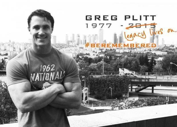 В США погиб известный актер и фитнес-ведущий Грег Плитт