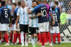 Чемодан. Вокзал. Буэнос-Айрес. Аргентина проиграла Франции в лучшем матче ЧМ