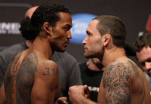 UFC 150. Бенсон Хендерсон победил Фрэнка Эдгара и другие поединки