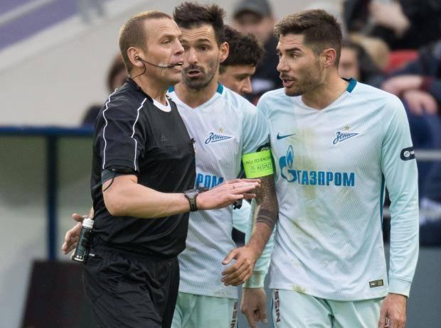 Не удалял «Спартак», судил победный финал «Зенита». Все о судье матча года