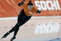 Крамер, Блокхейсен и Бергсма принесли Голландии три медали на дистанции 5000 метров, россияне без наград