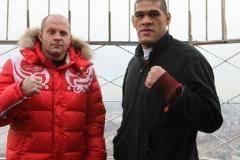 Минаков? Емельяненко? С кем будет драться Антонио Силва в России?