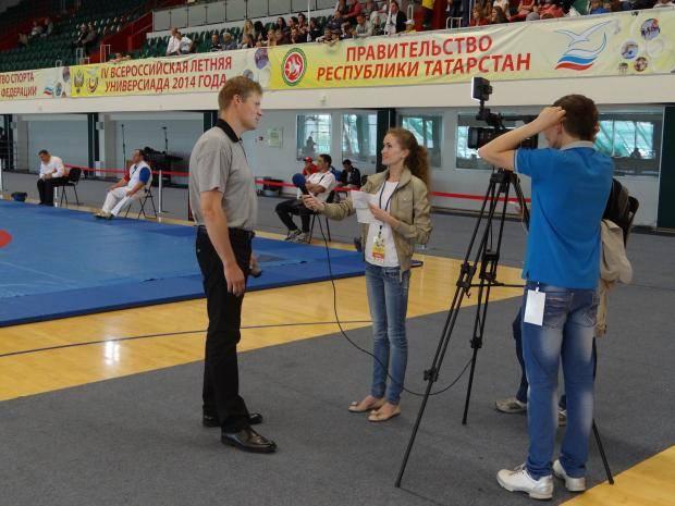 Дмитрий Киселев:  Нам нужно привлечь к занятиям спортом как можно больше молодых людей