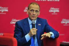 Владимир Драчев: Будем ужесточать закон о допинге