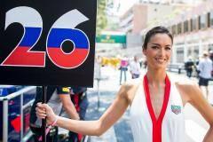 На российском этапе «Формулы-1» не хотят лишаться грид-герлз