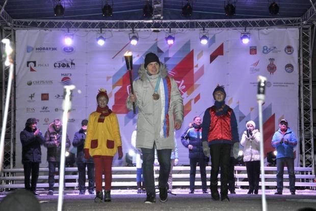 В Мурманске дан официальный старт 84-му международному празднику севера И 58-му празднику севера учащихся