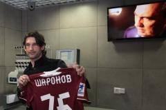 Роман Шаронов: Оборонительность футбола Бердыева – просто штамп