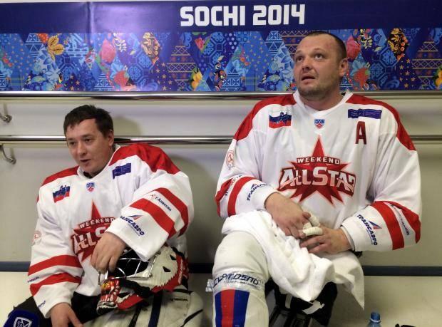 «А вы представляете, что Ковальчук и Зарипов играют в следж-хоккей?» О людях, сильных духом (видео)