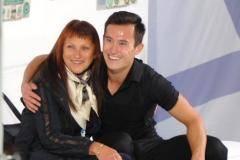Марина Зуева: Каждый день видеть, как катается Патрик Чан – счастье!