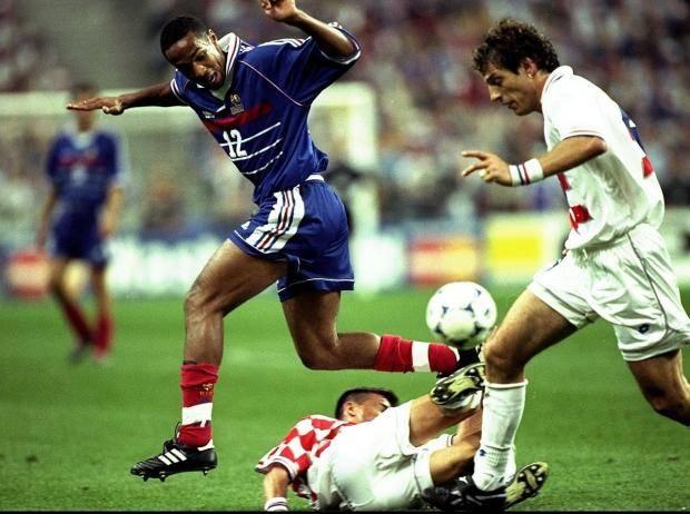 Могут и морду набить… Что стало с участниками матча ЧМ-1998 Франция – Хорватия