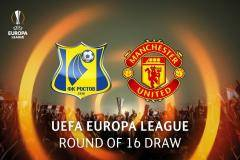 «Ростов» сыграет с «Манчестер Юнайтед», «Краснодар» – с «Сельтой». Итоги жеребьевки 1/8 финала Лиги Европы