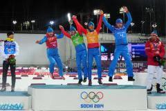 Мы опять теряем лидерство в медальном зачете Сочи-2014. Все из-за биатлона