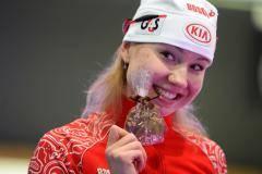Ольга Фаткулина: Родченков внес меня в список из-за моих щек