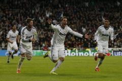 Примера. 38-й тур. «Реал» победил «Осасуну», «Барселона» разгромила «Малагу» и другие матчи