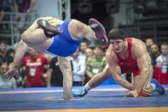 Михаил Мамиашвили: На чемпионате мира будем бороться за медали во всех весах