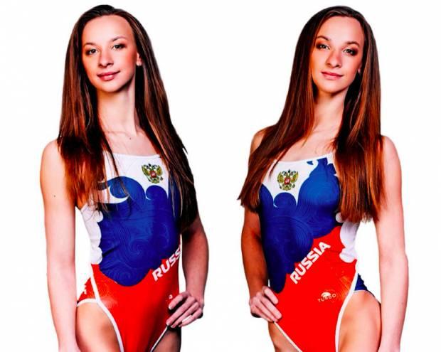 Секретное оружие России – близняшки в синхронном плавании. Уже берут золото!