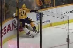 «Круши и разрушай». Лютая драка русского новичка в НХЛ и убойный хит Емелина