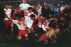 Битва красно-белых. 20 лет назад «Спартак» победил в «Золотом матче»