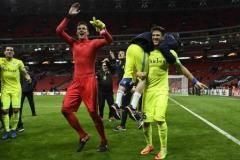 «Гент» выбил «Тоттенхэм» из Лиги Европы