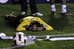 Голландский лайнсмен скончался после избиения футболистами