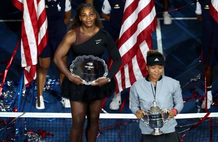 Как умирают легенды. Серена Уильямс позорным образом проиграла US Open