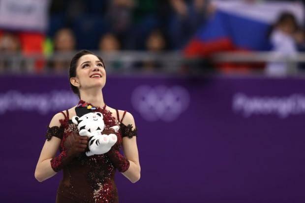 Евгения Медведева: Олимпиада – как компьютерная игра, а ты выполняешь миссию